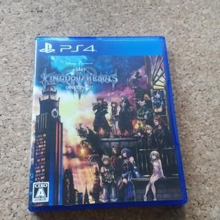 プレイステーション4(PlayStation4)のキングダムハーツ3 キングダムハーツ3(家庭用ゲームソフト)