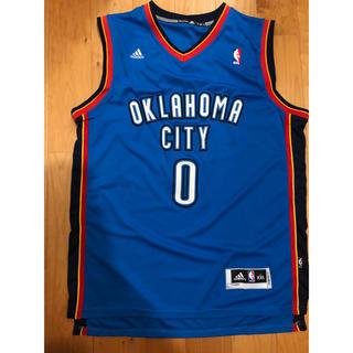 アディダス(adidas)のウエストブルック サンダー NBA ユニフォーム(バスケットボール)