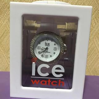 アイスウォッチ(ice watch)のアイスウォッチ スワロフスキー(腕時計)