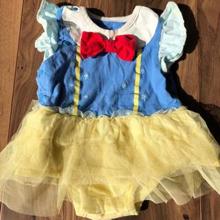 Disney - ディズニー 白雪姫 ベビー 服 ワンピース