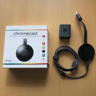 クローム(CHROME)の【9689まりも様】chromecast(映像用ケーブル)