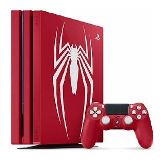 プレイステーション4(PlayStation4)のPS4 Pro Marvel's Spider-Ma n Limited Edi(家庭用ゲーム本体)