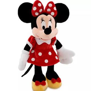 Disney - 新品 ミニーマウス ぬいぐるみ