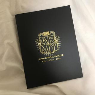 ボウダンショウネンダン(防弾少年団(BTS))のbts fc 限定 初期(K-POP/アジア)