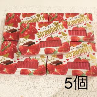 明治いちごチョコレートBox・ストロベリー(菓子/デザート)