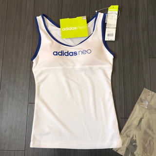 アディダス(adidas)のadidas neo 140cmタンクトップ カップ付き(下着)