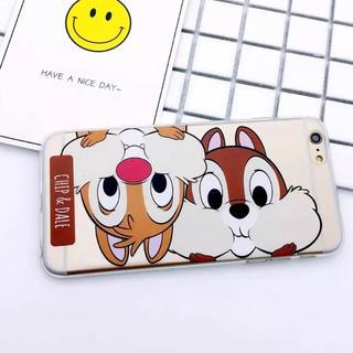 Disney - iPhone ケース ♡ チップ デール