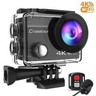 4Kアクションカメラ 1600万画素 バッテリー2個(その他)