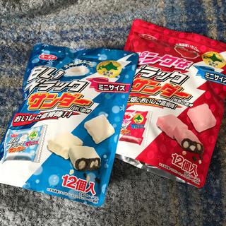 北海道限定 ブラックサンダー ミニサイズ セット(菓子/デザート)