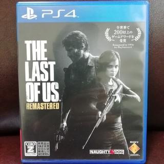 プレイステーション4(PlayStation4)のラスト オブ アス The last of us(家庭用ゲームソフト)
