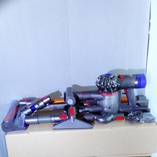 ダイソン(Dyson)のダイソン コードレス掃除機 V8 SV10FF2 中古(掃除機)