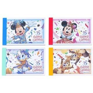 ディズニー(Disney)のグランドフィナーレ メモセット未開封(ノート/メモ帳/ふせん)
