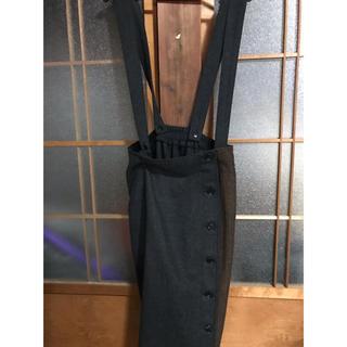 アベイル(Avail)のサロペットスカート(サロペット/オーバーオール)