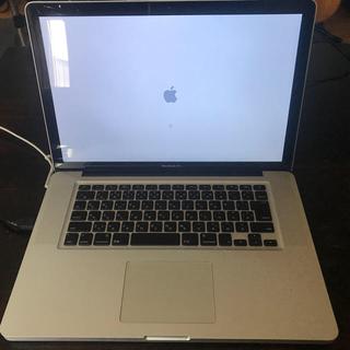 Apple - MacBookPro 15インチ