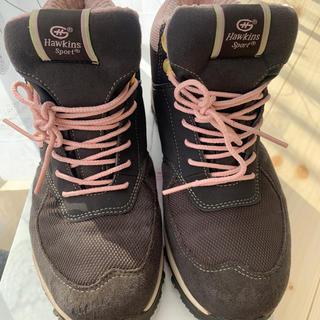 ホーキンス(HAWKINS)の登山靴(登山用品)