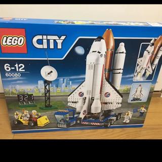 レゴ(Lego)のLEGO CITY レゴシティー 60080 宇宙センター 新品未開封(知育玩具)