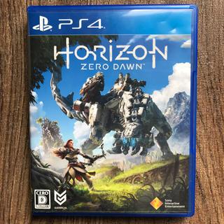 プレイステーション4(PlayStation4)のps4 ソフト ホライゾンゼロドーン(家庭用ゲームソフト)