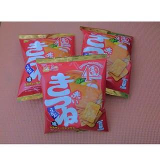 フリトレー赤いきつねうどん味(菓子/デザート)