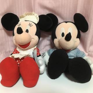 Disney - ミッキー&ミニー(バラ売りOKまとめ買いOK)