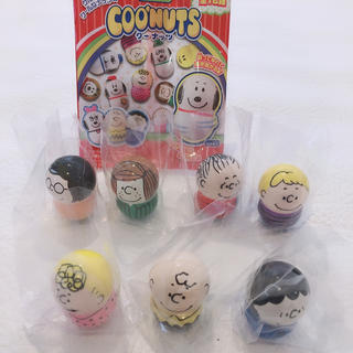 PEANUTS - COO'NUTS  クーナッツ  SNOOPY スヌーピー7種類