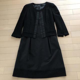 トゥービーシック(TO BE CHIC)のTO BE CHICトゥービーシック★ワンピーススーツ卒業式入学式(スーツ)