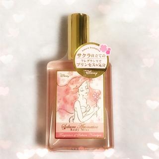 ディズニー(Disney)のサクラアロマティカボディミスト(香水(女性用))