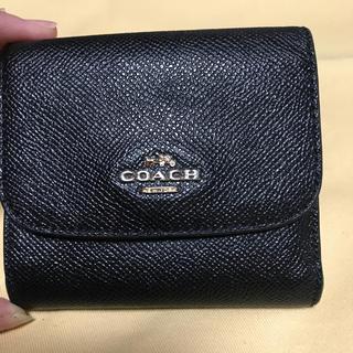 コーチ(COACH)のCOACH 【折財布…コンパクト財布】サファイアーノ(折り財布)