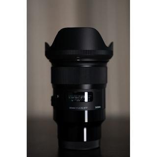 シグマ(SIGMA)のSigma 24mm F1.4 DG HSM Art (for Sony E-m(ミラーレス一眼)