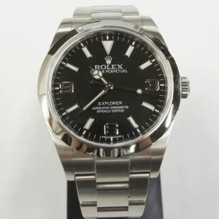 ロレックス(ROLEX)のロレックス(ROLEX) エクスプローラーI 214270 (中古)(腕時計(アナログ))