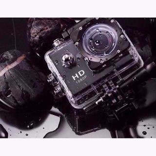 HD高画質 アクションカメラ 防水対応 ビデオカメラ(コンパクトデジタルカメラ)