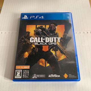 プレイステーション4(PlayStation4)のコールオブデューティー COD BO4(家庭用ゲームソフト)