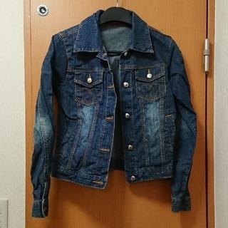 セブンティーン(SEVENTEEN)の女児160 デニムジャケット(ジャケット/上着)