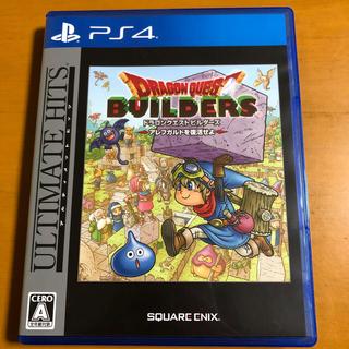 プレイステーション4(PlayStation4)のドラクエビルダーズ(家庭用ゲームソフト)