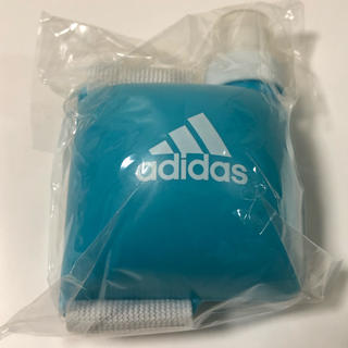 アディダス(adidas)のアディダス  ランニングボトル 水色 165ml(その他)