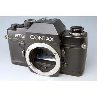 ★CONTAX コンタックス RTS ボディ★(フィルムカメラ)