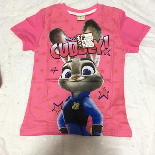 ディズニー(Disney)の子供服 女の子 110センチ ジュディ (Tシャツ/カットソー)