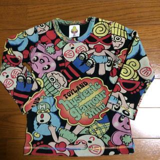 ヒステリックミニ(HYSTERIC MINI)のヒステリックミニ 長袖トップス  90cm(Tシャツ/カットソー)