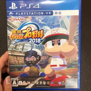 プレイステーション4(PlayStation4)の実況パワフルプロ野球2018(家庭用ゲームソフト)