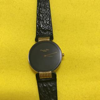 クリスチャンディオール(Christian Dior)のChristian Dior 時計(腕時計)