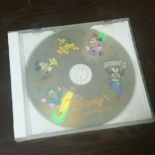 ディズニー(Disney)の新品、未使用  ディズニー英語★シングアロング特選10曲CD(キッズ/ファミリー)
