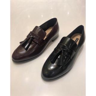 ファビオルスコーニ(FABIO RUSCONI)のFABIO RUSCONI ファビオルコーニ  タッセル シューズ ローファー (ローファー/革靴)