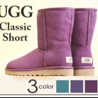 アグ(UGG)のUGG クラシックショートムートンブーツ(ブーツ)