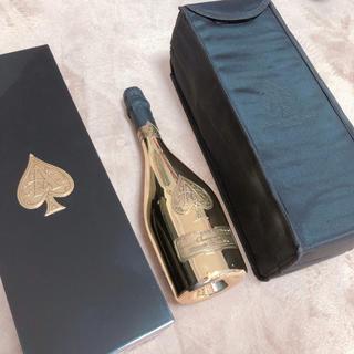 アルマンドバジ(Armand Basi)のアルマンド ゴールド 750ml(シャンパン/スパークリングワイン)