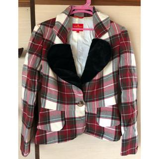 ヴィヴィアンウエストウッド(Vivienne Westwood)のラブジャケット(Vivienne Westwood)(テーラードジャケット)