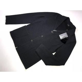 ジョルジオアルマーニ(Giorgio Armani)の新品ジョルジオアルマーニジャケットブレザー上着 サイズ50 Lサイズ 黒系紺系(その他)