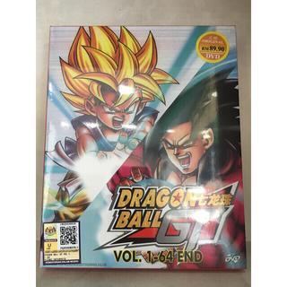 説明『ドラゴンボールGT』『この素晴らしい世界に祝福を!』2本組  DVD(アニメ)