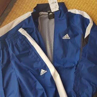 アディダス(adidas)のアディダス 上下 新品150センチ(大きめの150センチ)(ジャケット/上着)