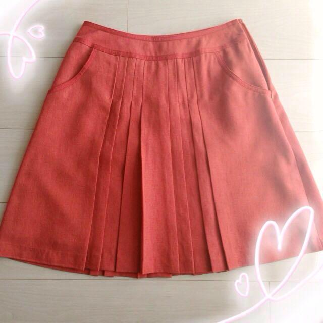 pour la frime(プーラフリーム)の♡膝上スカート♡プーラフリーム☆送料込 レディースのスカート(ミニスカート)の商品写真
