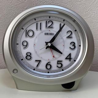 セイコー(SEIKO)のSEIKO 目覚まし時計(置時計)