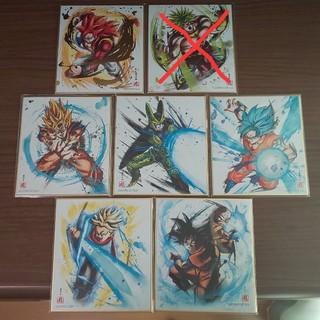 ドラゴンボール(ドラゴンボール)のドラゴンボール 色紙アート 未開封(キャラクターグッズ)